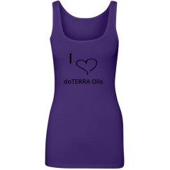I heart doTERRA Oils