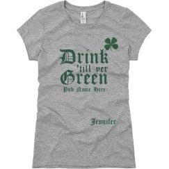 Drink Till Green St. Pats