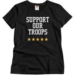 Support our troops