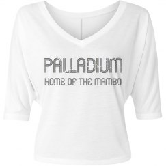 Palladium Flowy Tee