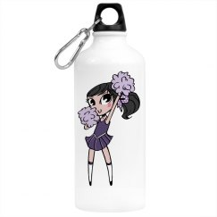Cheerleader Drinks Bottle