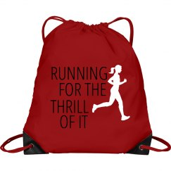 Running For It Bag