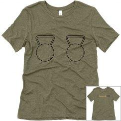 Kettleboobs T-shirt