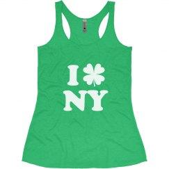 I Love St Patricks in New York