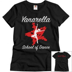 YSD Dance Mom Tee