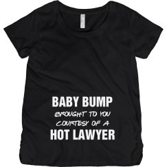 Hot Lawyer Baby Bump