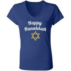 Hanukkah Festive Tee
