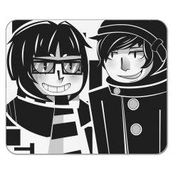 Manga Mousepad