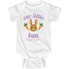 Custom Our Little Bun