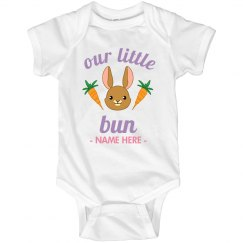 Custom Our Little Bun