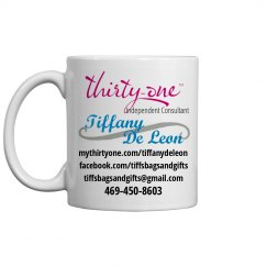 Thirty One Consultant Mug