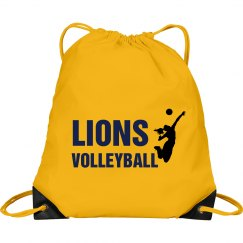 Lions Volleyball Bag