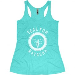 Teal for Tasha (Women's)