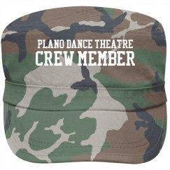 PDT Crew Member Hat