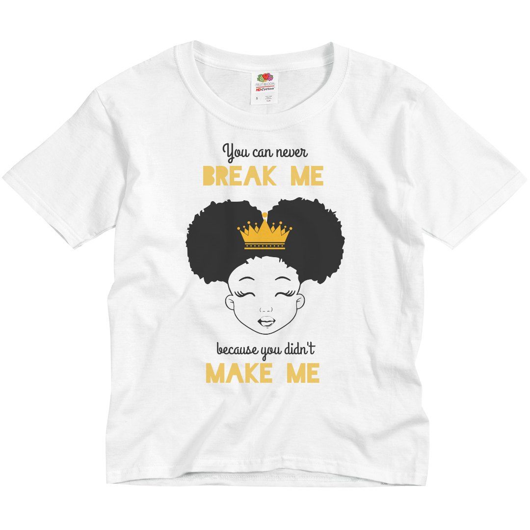 BLACK PRINCESS Youth Basic T-Shirt