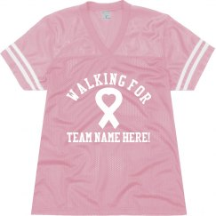 Breast Cancer Walk Wendy