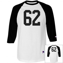Sports number 62