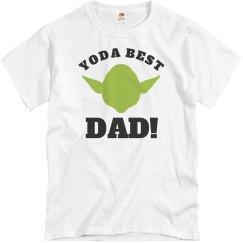 Yoda Best Dad Fathers Day