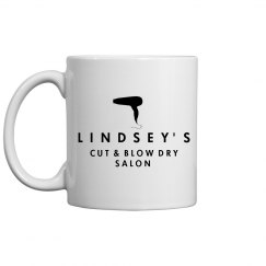 Custom Hair Salon Mug