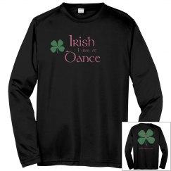 Irish Dance Dri-Fit Top - Pink
