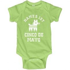Baby's 1st Cinco de Mayo