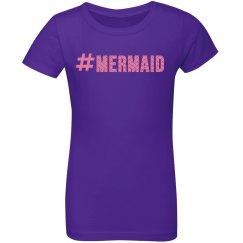 #Mermaid - hashtag youth