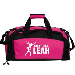Rock it like Leah!