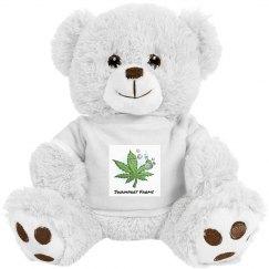 SWAMPRAT FARMS STUFFED teddy