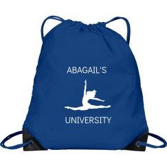 Abagail's university