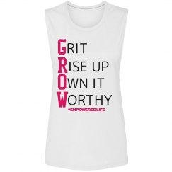 Grow Muscle Tank