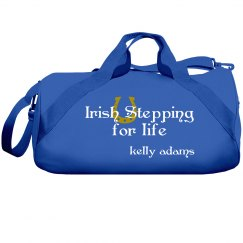 Irish Stepping Custom Bag