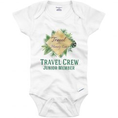 TWML Junior Travel Crews Onsie