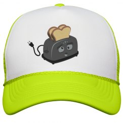 Keep It In The Toaster Graphic Color Guard Hat