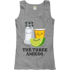 The Three Tequila Amigos