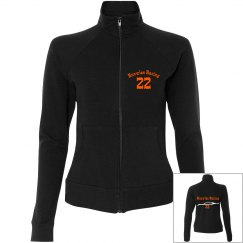 Women's zip jacket