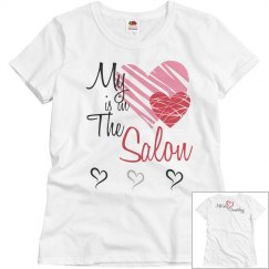 My Heart Basic T-Shirt