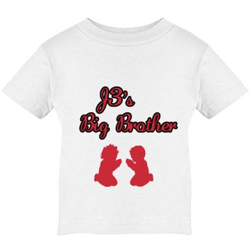 Abe's big brother shirt/wh