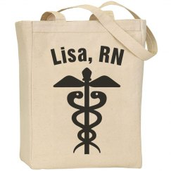 Registered Nurse Lisa