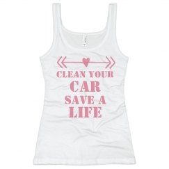 Clean Car, Save Life