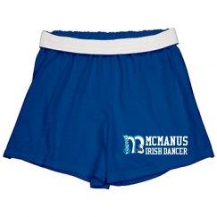Soffe McManus youth Shorts