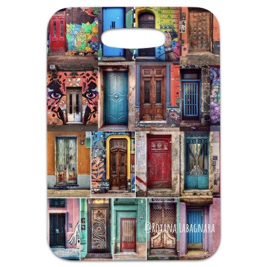 Abrete sésamo (Buenos Aires)  Luggage Tag