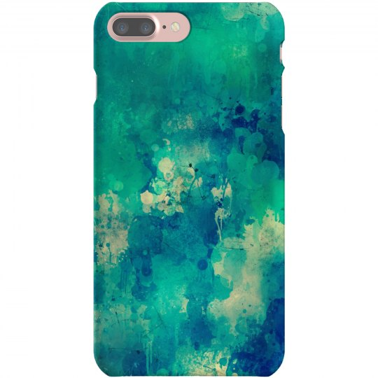 Abstract Painting Splatter Case
