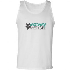 Unisex Basic Tank Top with Cruise Logo