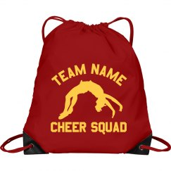 Custom Team Name Cheer Squad