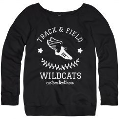 Custom Track & Field Team Sweatshirts