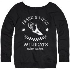 Custom Track & Field Team Sweatshirts