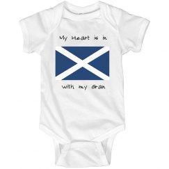 Scottish Gran Onesie
