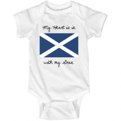 Scottish Gran Onesie