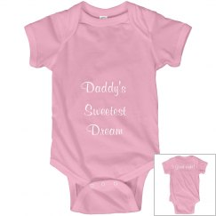 Daddy's sweetest (girl)