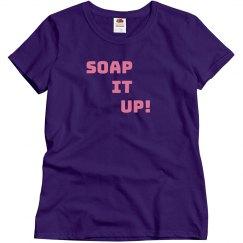 Soap Tshirt